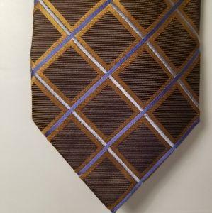 Sophisticated striped necktie